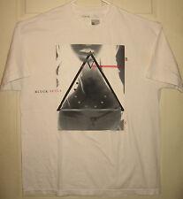 BLVCK SCVLE Shirt XL Girl Triangle Design Black Scale Street Wear OOP RARE HTF
