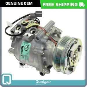 New OEM A/C Compressor Fits Honda Civic 1.6L 1994-00 & Honda CR-V 1997-01 RQ
