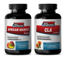 antioxidant supplement for men - AFRICAN MANGO – CLA COMBO 2B - african mango pl