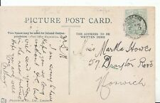 Family History Postcard - Howes - Drayton Road - Norwich - Ref 1750A