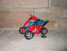 Hasbro Marvel Ultimate Spider-man Spiderman Zoom 'n Go 4 x 4 Racer vehicle