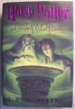 HARRY POTTER and THE HALF BLOOD PRINCE - FIRST AMERICAN EDITION HCDJ