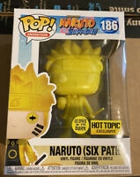 FUNKO POP ANIMATION NARUTO SHIPPUDEN 186 NARUTO(SIX PATH)