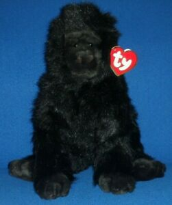"""TY CLASSIC PLUSH - GEORGE the 20"""" GORILLA - MINT with TAG - SEE PICS"""