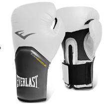Everlast Pro Style Training Gloves (White, 12 oz.)