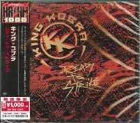 KING KOBRA-READY TO STRIKE-JAPAN CD Ltd/Ed B63