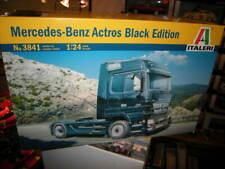 1:24 Italeri Truck Mercedes-Benz Actros Black Edition Nr. 3841 in OVP