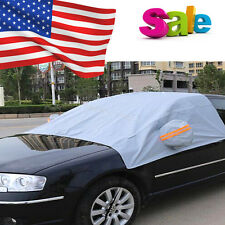 Sale! Auto Car Windscreen Snow Ice WindShield Roof Cover Protector Summer&Winter