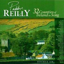 PADDY REILLY - 32 COUNTIES OF IRELAND IN SONG 2CD