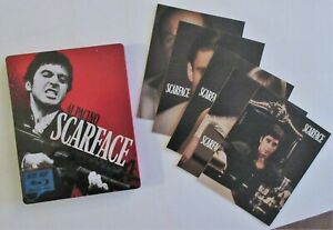 Bluray Steelbook - Scarface - Al Pacino
