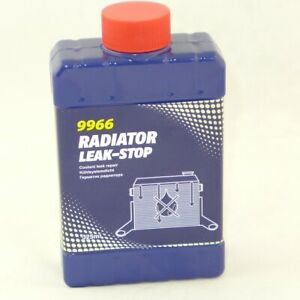 Mannol 9966 Kühlerdicht Kühlerdichtmittel Dichtmittel Radiator Stop Leak 325ml