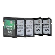 Cellphone Camera HD Video 8GB Original Kingston SDHC Class 10 SD Card 45M/s B5P8