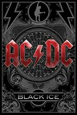 AC/DC - BLACK ICE POSTER - 24x36 MUSIC 2914