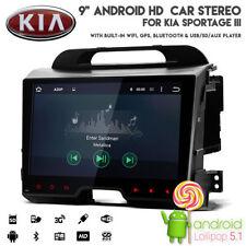 Autoradio e frontalini da auto USB per Kia