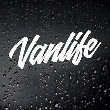 Vanlife Campervan Sticker - Self Build Van Life T25 T3 T4 T5 Sprinter Camper Van