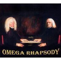 "OMEGA ""RHAPSODY"" CD 18 TRACKS NEU"