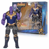 ZD Toys Thanos Avengers Legends Heroes 7in Action Figure Kid Collect Gifts Toys