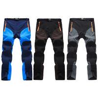 Outdoor Uomo Soft Shell Campeggio Tactical Pantaloni Militari Combattimento