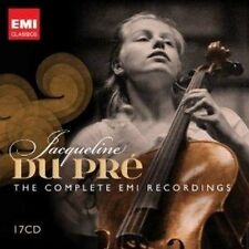 Jacqueline Du Pre - The Complete EMI Recordings (NEW 17 x CD BOX SET)