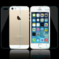 Premium Tempered Glass Screen Protector for Apple iPhone 6 Plus Front and Back.