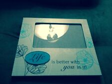 Life Is Better With You In It Picture Frame
