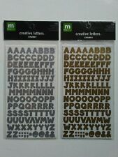 5X  STICKERS FOR MAKE CARDS//CRAFTS MIX   23X10 CM NEW STICKERS72