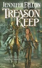 The Hythrun Chronicles Series: Treason Keep : Book Two By Jennifer Fallon