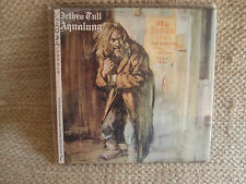 JETHRO TULL AQUALUNG MINI LP CD JAPANESE JAPAN JPN  MINT TOCP-65882