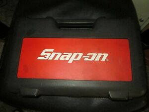 Snap On Visual Inspection Device BK5500 With Case And Instructions