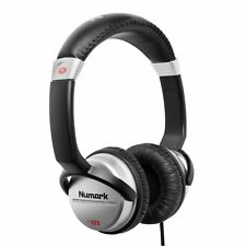 Numark Hf 125 Headset For Dj Adjustable Cable 2 Meters New with Italian Warranty