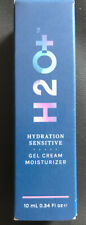 H2O Hydration Sensitive Gel Cream Moisturizer