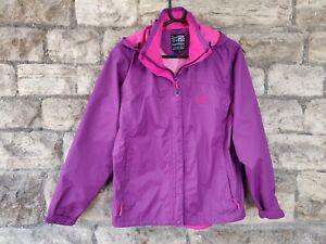 uk10 Womens Karrimor Jacket cagoul anorak waterproof windproof