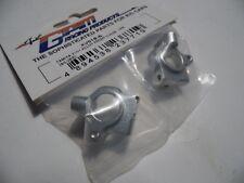 """GPM XV019 Alloy Front C-Hub Set """" Silver """" TAMIYA XV01"""