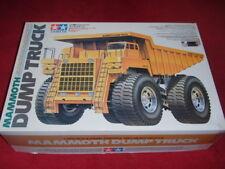 1/20 Tamiya MAMMOTH DUMP TRUCK R/C 4WD Heavy Vehicle, Juggernaut 58268 New