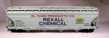 HO Scale El Paso Products Co Rexall Chemical 52508 Hopper