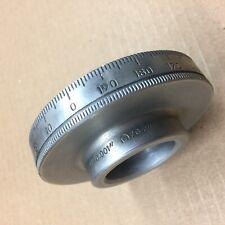 Bridgeport Manual Milling Machine Parts Dial 000102