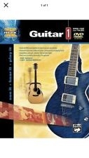 Alfred's MAX Guitar 1 See It * Hear It * Play It (Book Only)