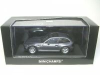BMW M Coupe (stahlgrau metallic) 2002  1:43