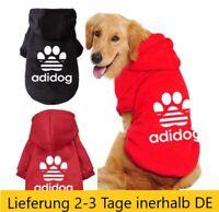 Hundemantel Hundejacke Hundebekleidung Wintermantel Hundepullover Hund Weste XL