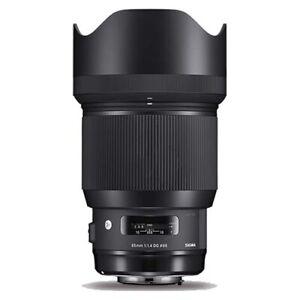 Sigma Canon 85mm f/1.4 DG HSM Art Lens