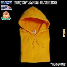 Sale Gildan Gold Adult Pullover Hoodie Plain Hoodie Blank Hoodie