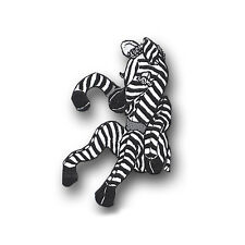 Zebra Stuffed Animal Toy Pattern ~ Vintage 1960s