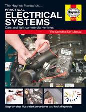 MANUALE Haynes Auto Electrics Macchina Electrics Riparazione Guida 4267 NUOVI