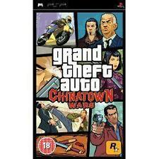 Grand Theft Auto: Chinatown Wars (PSP) [import anglais]