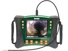 Extech hdv610 serie endoscopio 640x480 alta resolución videoscope 5,5mm cámara 1m