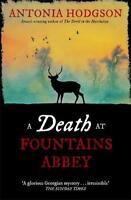 A Death at Fountains Abbey (Thomas Hawkins 3), Hodgson, Antonia, New
