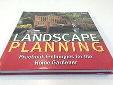 Landscape Planning: Practical Techniques For The Home Gardener Judith Adam 2002