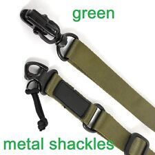 OD Green 2 Point Sling Metal Clasps Quick Release for Magpul Sling Adapters
