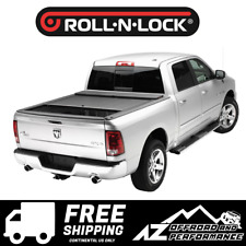 Roll-N-Lock M Series Retractable Cover For 10-18 Dodge Ram 6.4' Bed LG448M