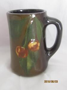 Weller Pottery Louwelsa Mug